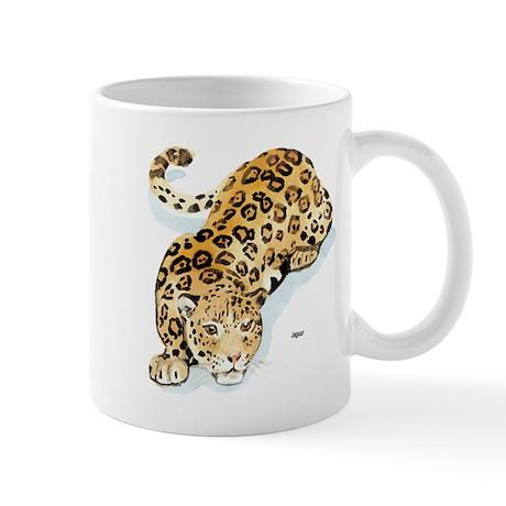 Jaguar Wild Cat Mug