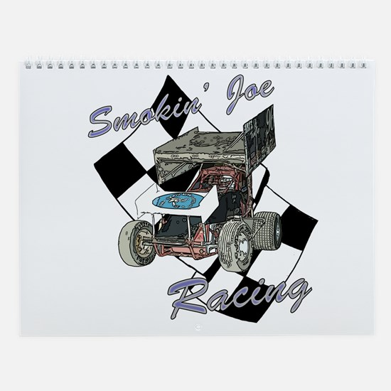 96 Smokin' Joe Racing Wall Calendar