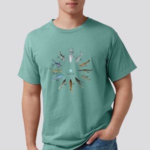 Shark Clock Two T-Shirt
