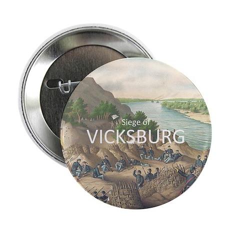 """ABH Vicksburg 2.25"""" Button (100 pack)"""