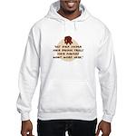 Troll Under the Bridge Hooded Sweatshirt