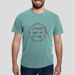 Music makes me Happy T-Shirt