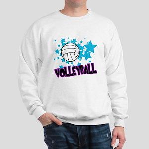 Volleyball Stars Sweatshirt