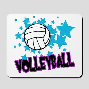 Volleyball Stars Mousepad