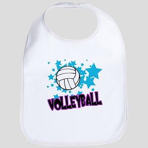 Volleyball Stars Bib