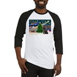 Xmas Magic/Newfie (#2) Baseball Jersey
