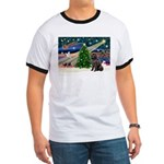 Xmas Magic/Newfie (#2) Ringer T