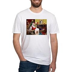 Santa's Old English #5 Shirt