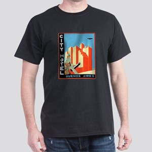 City Hotel (Buenos Aires) Dark T-Shirt