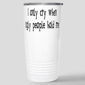 ugly Stainless Steel Travel Mug