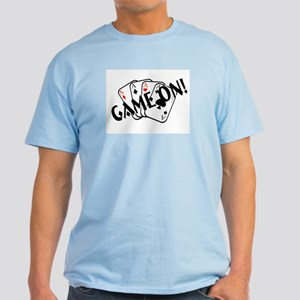 Game One! (Aces) Light T-Shirt