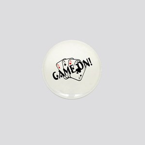 Game One! (Aces) Mini Button