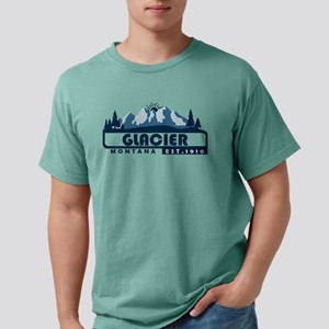 Glacier - Montana T-Shirt