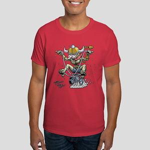 Minnie Biker Dark T-Shirt