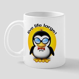 Live Life Large! Mug