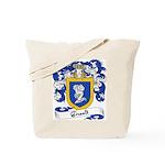 Girault Family Crest Tote Bag