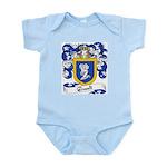 Girault Family Crest Infant Creeper