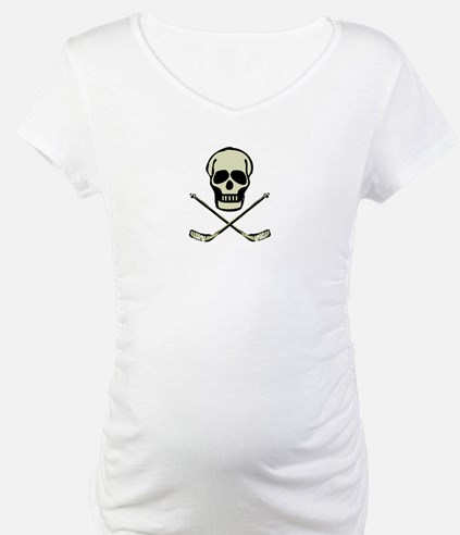 Hockey Skull Shirt