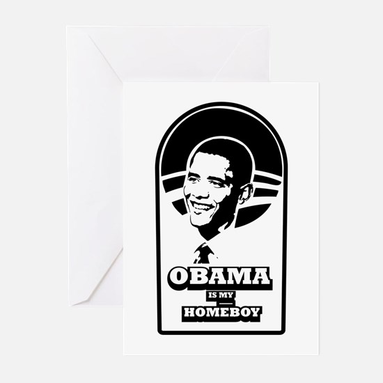 Filmmakers for Obama Greeting Cards (Pk of 10)