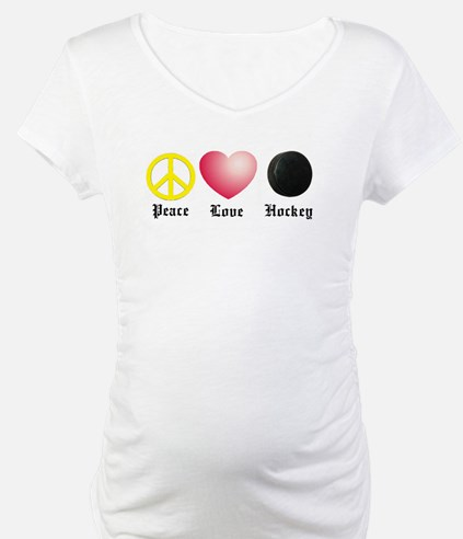 Peace, Love, Hockey Shirt