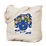 Gosselin Family Crest Tote Bag