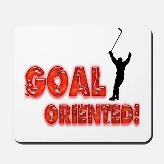 Goal Oriented Mousepad