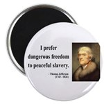 Thomas Jefferson 15 Magnet