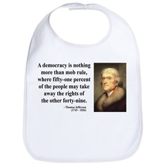 Thomas Jefferson 16 Bib