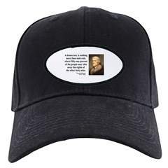 Thomas Jefferson 16 Baseball Hat