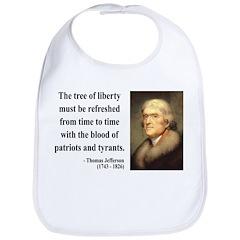 Thomas Jefferson 18 Bib