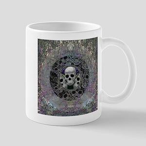 Peek-a-Boo Skulls Mug