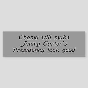 Jimmy Carter's Presidency Bumper Sticker