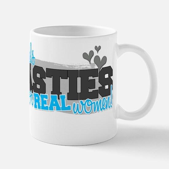 Real women: Coastie Mug
