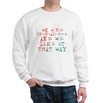 Unsocialized Sweatshirt
