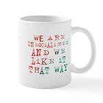 Unsocialized Mug