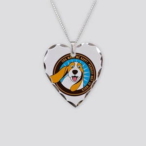 Dog make me happy,People, Not Necklace Heart Charm