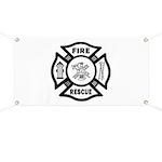 Fire Rescue Banner