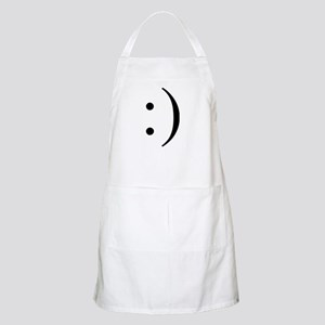 Colon Smiley Apron