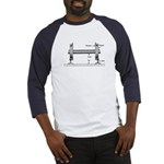 The Steel Wheel Baseball Jersey