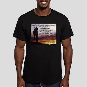 Native Prophecy - Environment Ash Grey T-Shirt