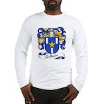 Guillemin Family Crest Long Sleeve T-Shirt