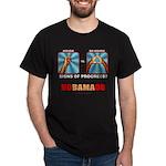 Obama NObama Big Asshole Dark T-Shirt