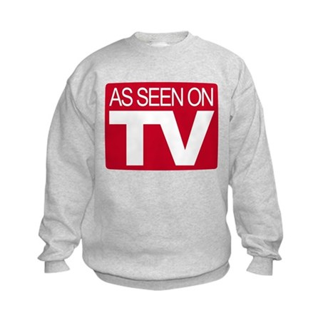 As Seen On TV Kids Sweatshirt