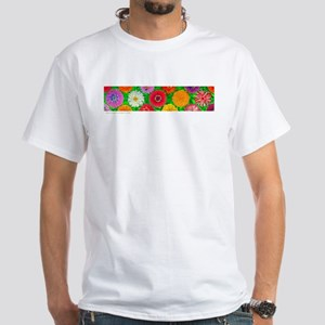 Denny Smith White T-Shirt