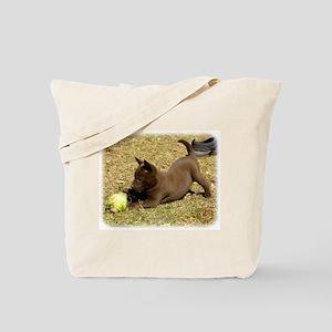 Australian Kelpie 9P022D-010 Tote Bag