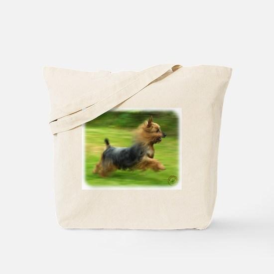 Australian Silky Terrier 9B19D-03 Tote Bag