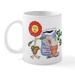 Garden Diva Mug