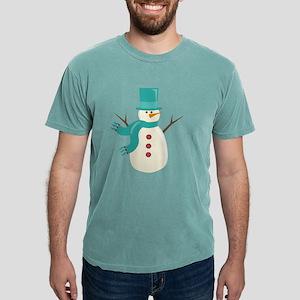 Snowman Mens Comfort Colors® Shirt