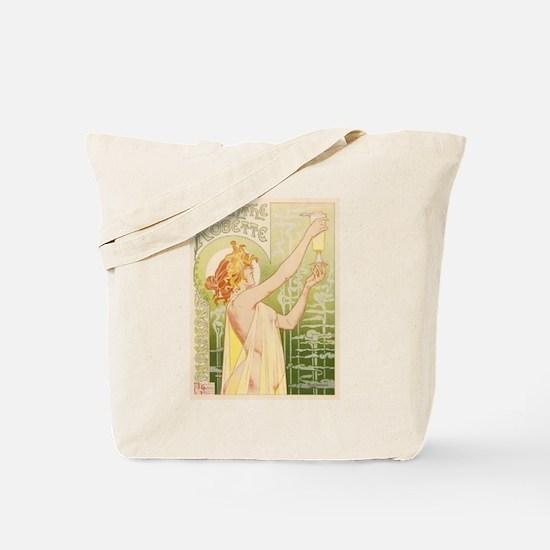 Funny Goth fairy art Tote Bag