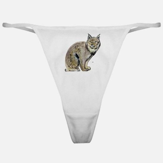 Lynx Wild Cat Classic Thong